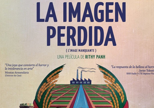 event image:La imagen perdida. Films on Human Rights. 04/12/2019. Centre Cultural La Nau. 19.00h
